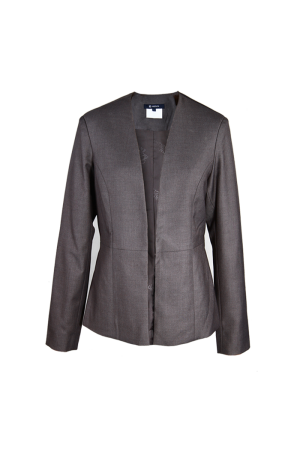 Ladies' No-Lapel Jacket